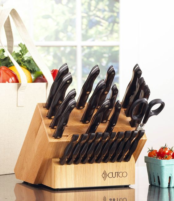 Cutco Cutlery Offering High Quality Kitchen Knives To Make Your Tasks Easier