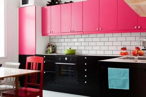 Retro Look Kitchen